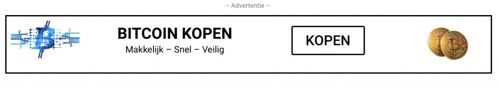 Advertentie Bitcoin Kopen