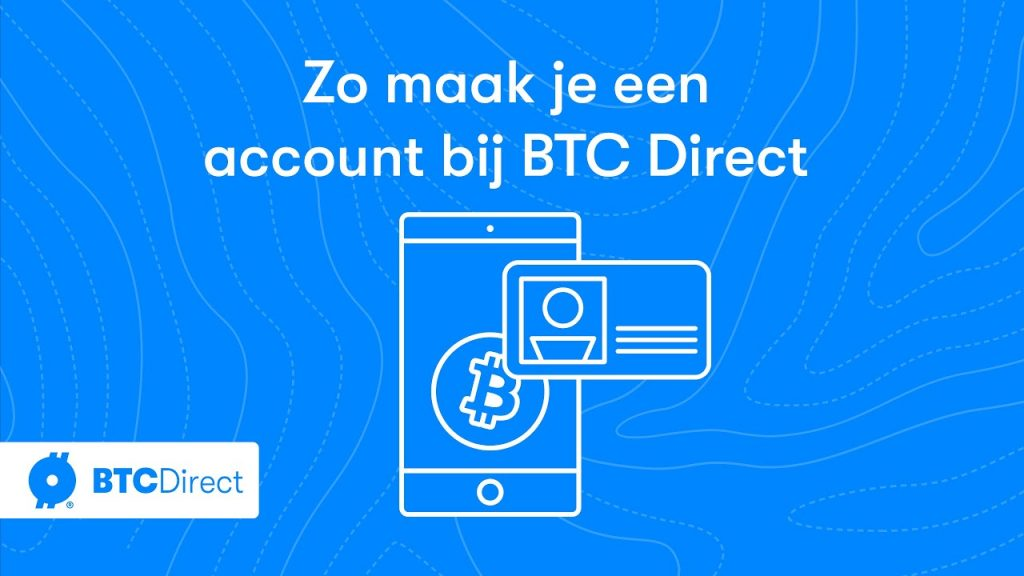Handleiding BTC Direct