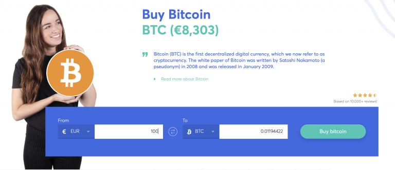 Bitcoin kopen via Anycoin Direct